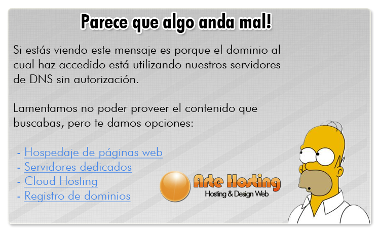artehosting.com.mx